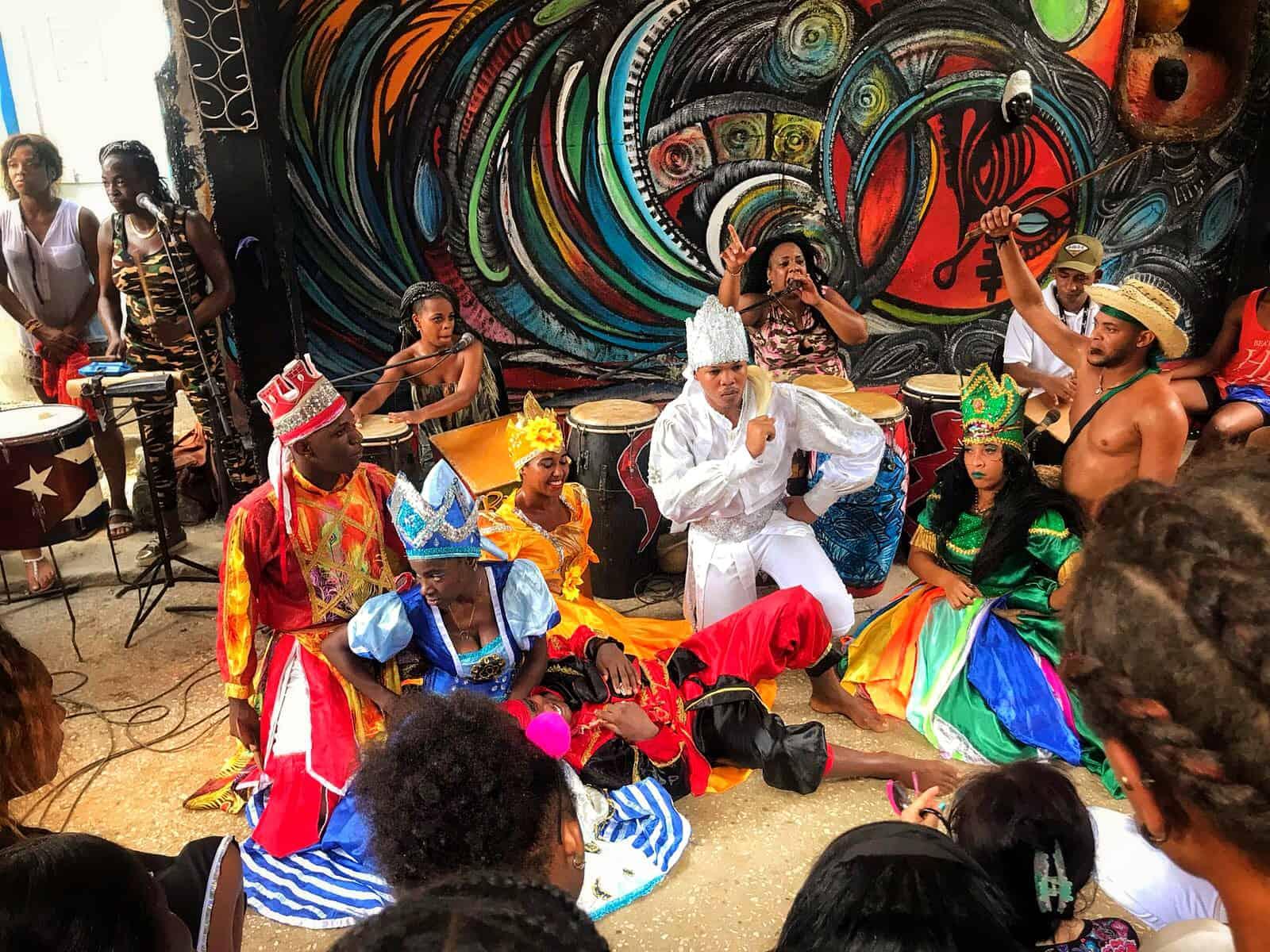live rumba music