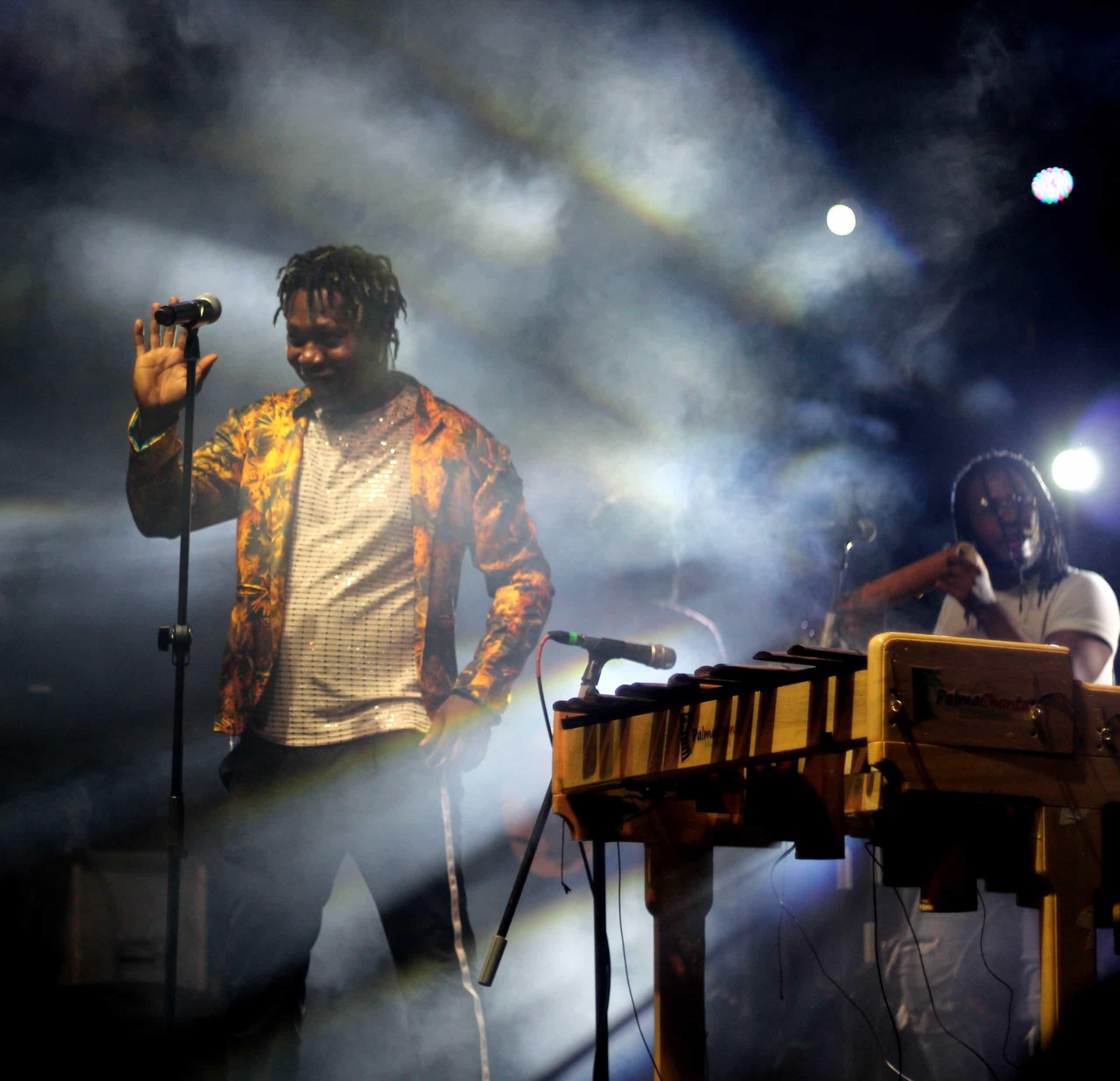 petronio alvarez live music